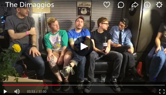 Dimaggios Interview