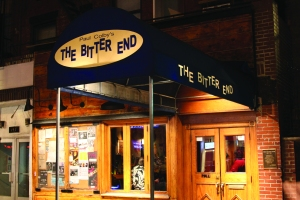 Bitter End front