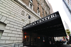 Manhattan Center front