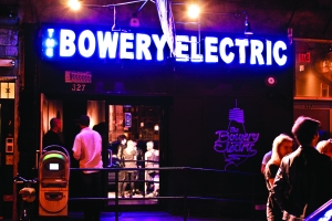 Bowery Electric front