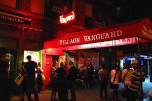 Village Vanguard front