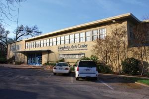 Dougherty Arts Center front