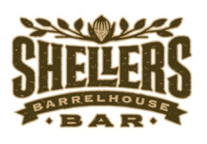 shellers barrelhouse logo