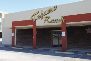 tejano ranch front