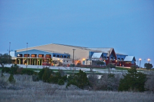 travis county expo center front