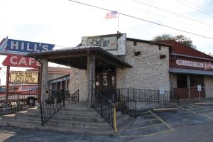 Hills Cafe front