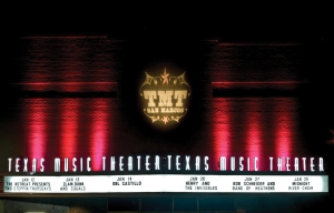 Texas Music Theater front